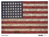 Flag, 1954  Fine Art Print
