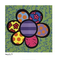 Flower Power IV (small) Art