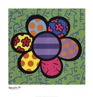 Flower Power IV (small) Art