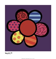 Flower Power III (small)  Fine Art Print