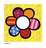 Flower Power I (small) Art
