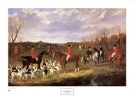 East Suffolk Hounds Art