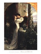 Romeo and Juliet  Fine Art Print
