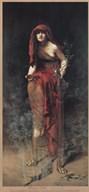 Priestess of Delphi Art