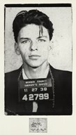 Frank Sinatra [Mugshot]