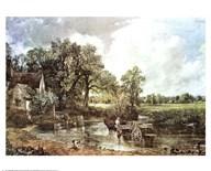 The Haywain  Fine Art Print