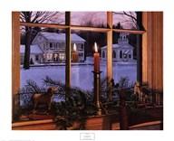 Season of Peace  Fine Art Print