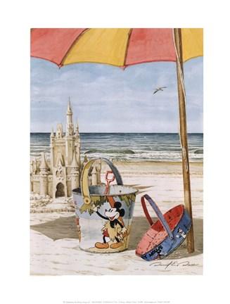 Mickey S Dance Fine Art Print By David Doss At