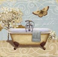 Light Breeze Bath I  Fine Art Print