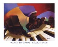 Frankie Fingertips  Fine Art Print