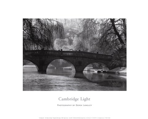 Framed Cambridge Light Print