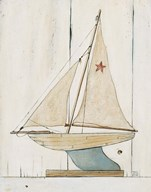 Pond Yacht II Art
