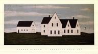 The White House  Fine Art Print