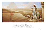 Desert Lotus  Fine Art Print