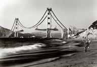 Golden Gate Fishermen, S.F.  Fine Art Print