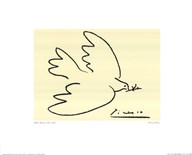Dove of Peace Art