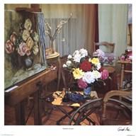 Renoir's Studio Art