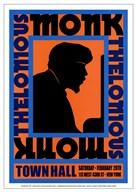 Thelonious Monk, 1959  Fine Art Print