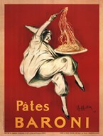 Pates Baroni, 1921 Art