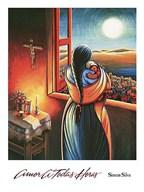 Amor a Todas Horas  Fine Art Print