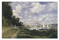 Le Bassin D'argenteuil  Fine Art Print