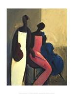Symphonic Strings  Fine Art Print