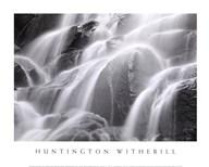 Waterfall, Yosemite Art