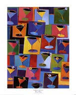 Kathryn Fortson - Tini Time Size 22x28