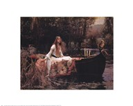 Lady of Shalott, c.1888