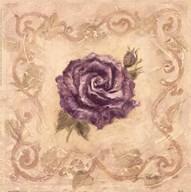 Rosier De Lavendre  Fine Art Print