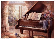 Sunlight Sonata-Mini  Fine Art Print