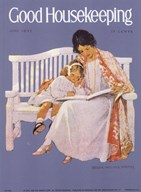 Good Housekeeping June 1924 Art