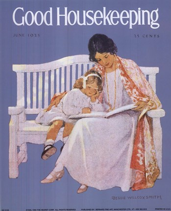 Good Housekeeping June 1924