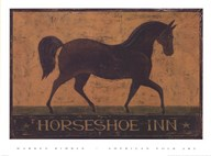 Horseshoe Inn Art