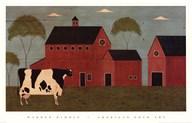 Nellie's Barn  Fine Art Print