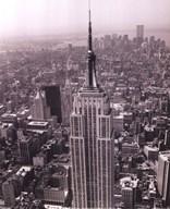 Empire State Building / World Trade Center  Fine Art Print