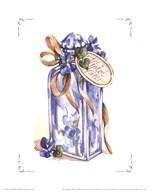 Violet Water  Fine Art Print