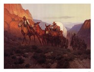 Rough Country  Fine Art Print