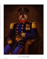General K. Nine  Fine Art Print