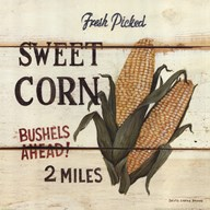 Fresh Picked Sweet Corn Art