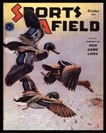 October, 1940  Fine Art Print