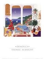 Dominica  Fine Art Print