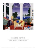 Centre Island  Fine Art Print