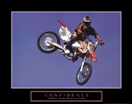 Confidence - Motorbiker