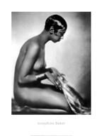 Josephine Baker  Fine Art Print