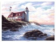 Point Betsie Light  Fine Art Print