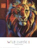 Wild Exotic 1  Fine Art Print