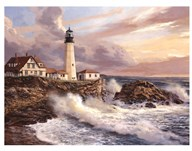 A Peaceful Horizon  Fine Art Print