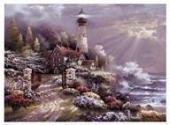 Coastal Splendor  Fine Art Print