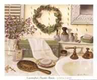 Cassondra's Powder Room  Fine Art Print